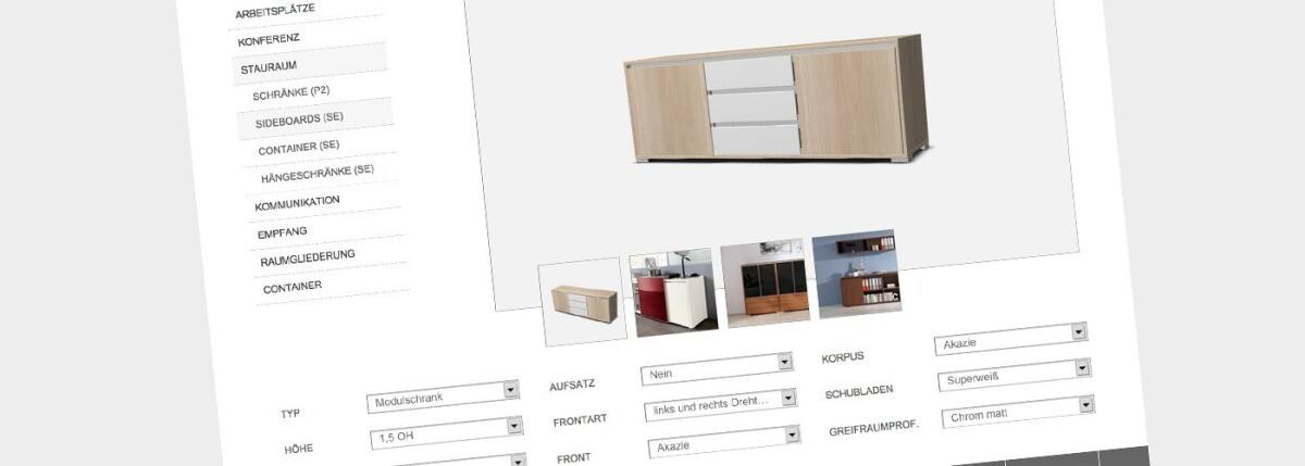 online m bel konfigurator palmberg b roeinrichtungen service gmbh. Black Bedroom Furniture Sets. Home Design Ideas