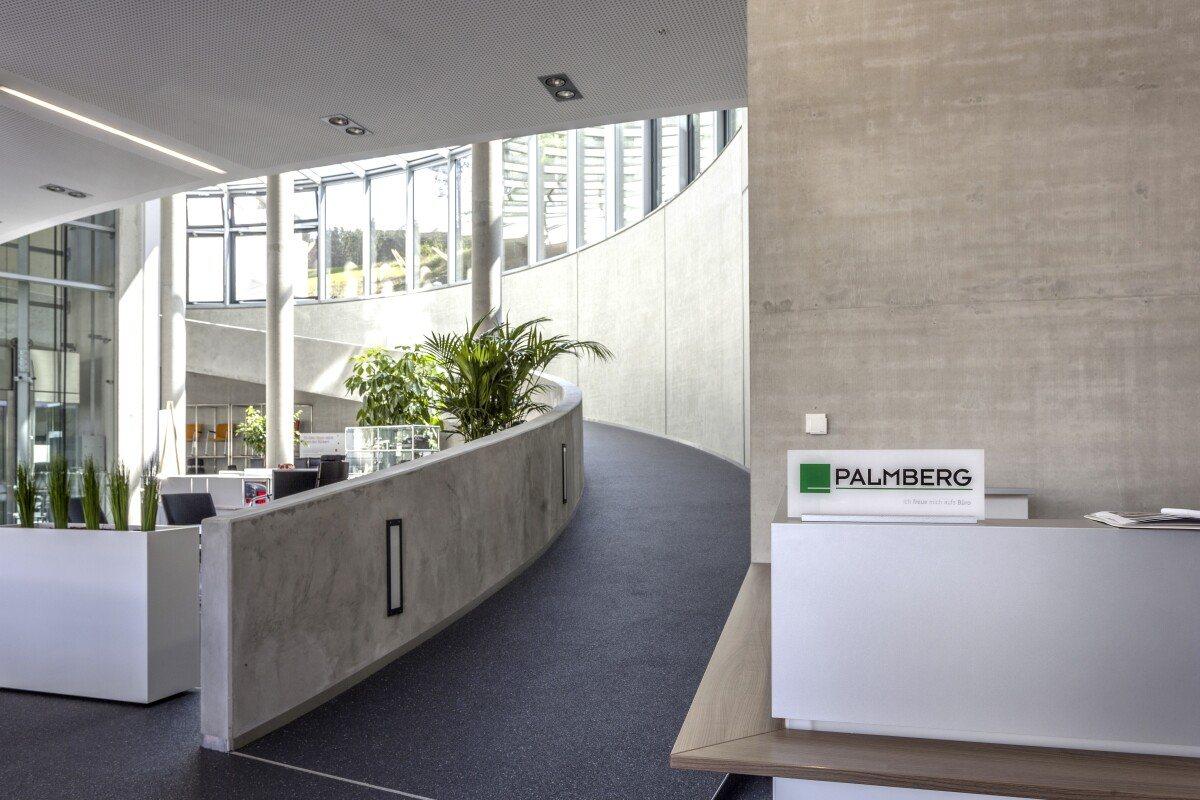 Buromobelhersteller Palmberg Buroeinrichtungen Service Gmbh