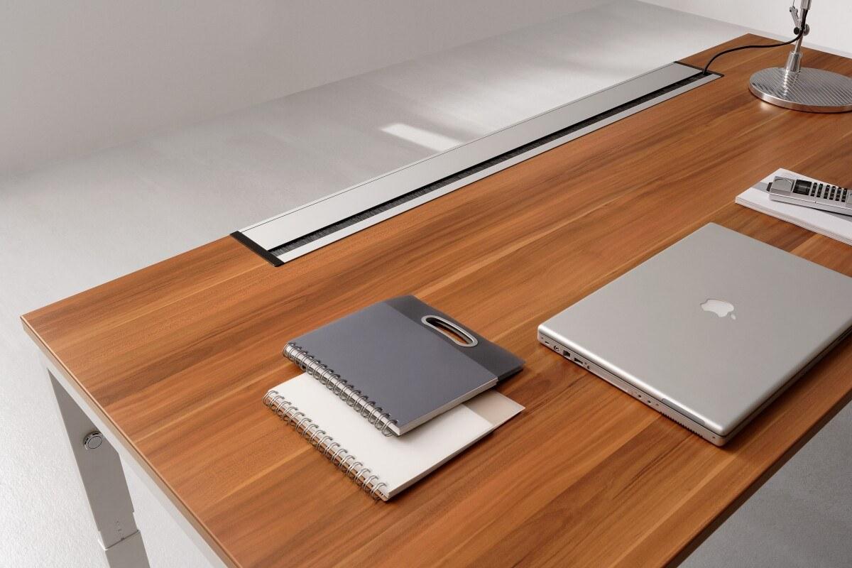 kabelmanagement im b ro palmberg b roeinrichtungen service gmbh. Black Bedroom Furniture Sets. Home Design Ideas