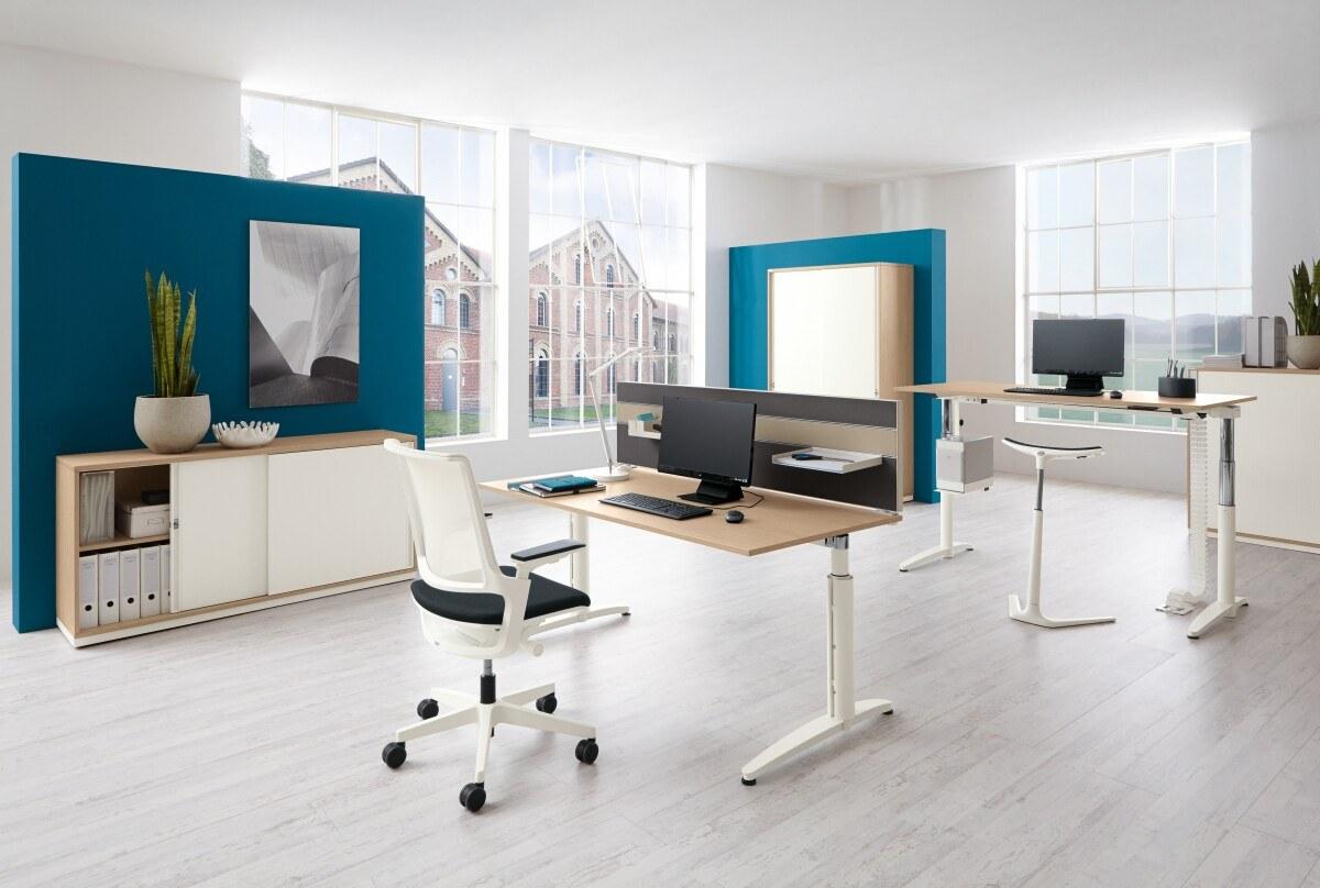 schreibtisch caldo palmberg b roeinrichtungen service gmbh. Black Bedroom Furniture Sets. Home Design Ideas