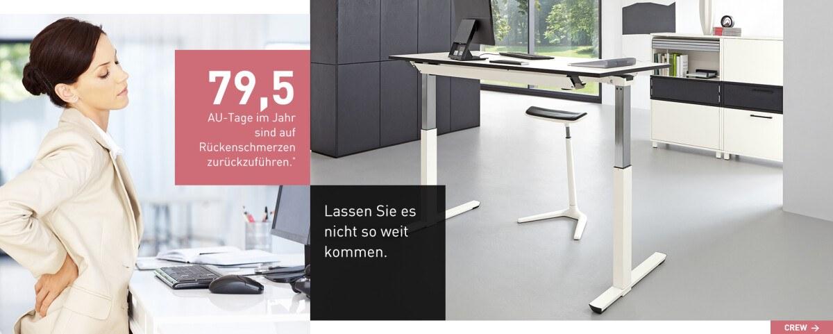 Moderne Büromöbel Von Palmberg