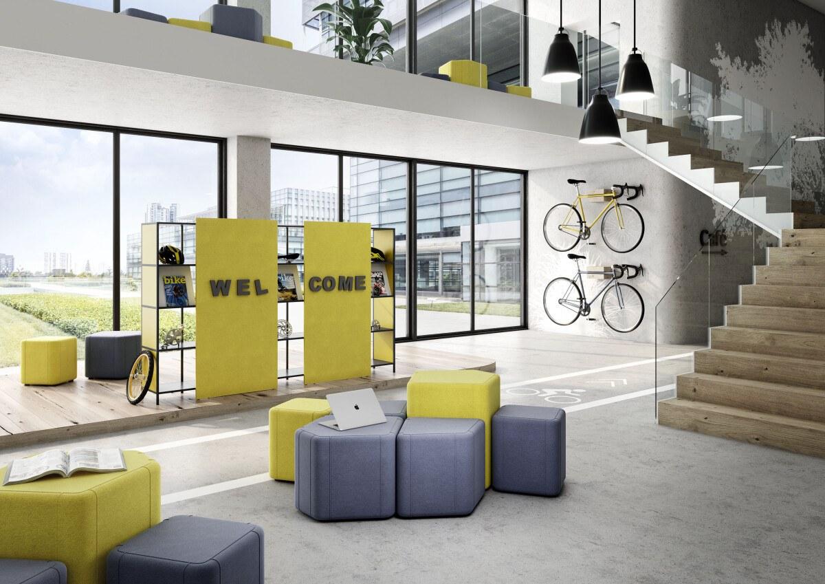 Soft plus Regal weiß mit Ikea Kästen in Bremen Kattenesch